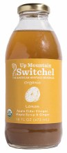 Lemon Ginger Switchel 16oz