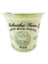 Plain Sheep Yogurt 6oz