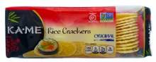 Original Rice Crackers 3.5oz