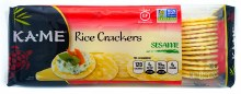 Sesame Rice Crackers 3.5oz