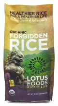 Organic Forbidden Rice 15oz