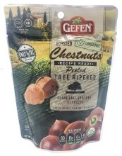Whole Organic Chestnuts 5.2oz