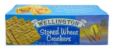 Stone Wheat Crackers 10.6oz