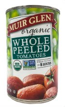 Whole Peeled Tomatoes 14.5oz