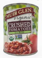 Crushed Tomatoes with Basil 28oz