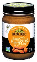Smooth Almond Butter 12oz