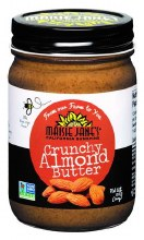 Crunchy Almond Butter 12oz