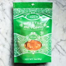 Cashew Brittle 3oz
