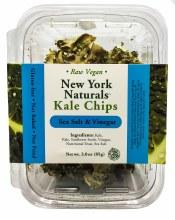 Sea Salt and Vinegar Kale Chips 3.5oz