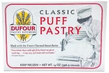 Puff Pastry Dough 14oz