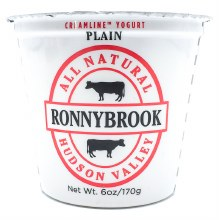 Plain Yogurt 6oz