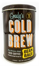 Cold Brew Bean Bags 4pk