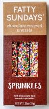 Sprinkles Chocolate Pretzels 36g