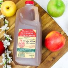 Organic Apple Cider 64oz