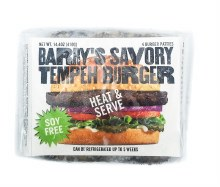 Tempeh Burger 4pk