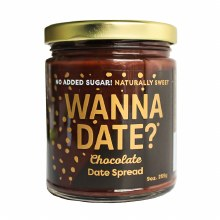 Chocolate Date Spread 9oz