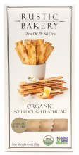 Olive Oil & Sel Gris Flatbread 6oz