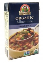 Minestrone Soup 17.5oz