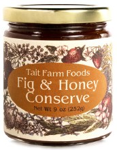 Fig Honey Conserve 9oz