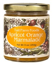 Apricot Orange Marmalade 9oz