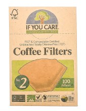 Coffee Filters #2 100 ct