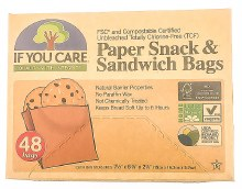 Sandwich & Snack Bags 48ct