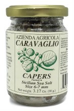 Sicilian Sea Salt Capers 3.17oz