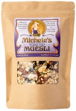 Toasted Muesli 16oz