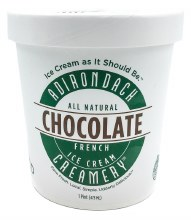 Chocolate Ice Cream Pint