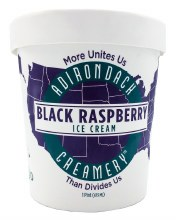 Black Raspberry Ice Cream Pint