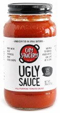 Spicy Ugly Tomato Sauce 26oz