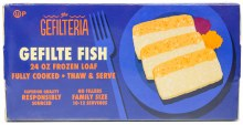 Gefilte Fish 24oz