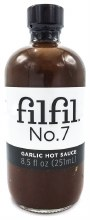 Garlic Hot Sauce No 7 8.5oz
