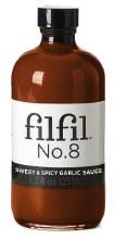 Sweet & Spicy Hot Sauce No 8