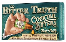 Cocktail Bitters Bar Pack 5x20ml