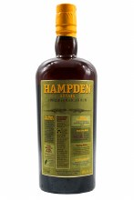 Hampden 46 Single Jamaican Rum 750ml