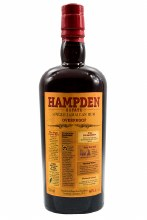 Hampden 60 Single Jamaican Overproof Rum 750ml