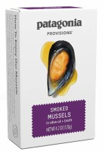 Smoked Mussels 4.2oz