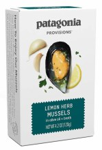 Lemon Herb Mussels 4.2oz