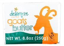 Goat Butter 8.8oz