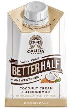 Unsweetened Betterhalf 16.9oz