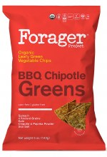 Chipotle BBQ Vegetable Chips 5oz