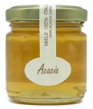 Raw Acacia Honey, 4.23oz