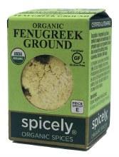 Ground Fenugreek Seed .5oz