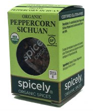 Sichuan Peppercorns .2oz