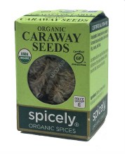 Caraway Seeds .5oz