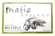 Gallego Mussels 3.9oz