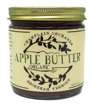 Organic Apple Butter 7oz