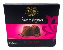 Chocolate Truffles 7oz