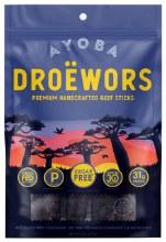 Droewors Beef Sticks 2oz
